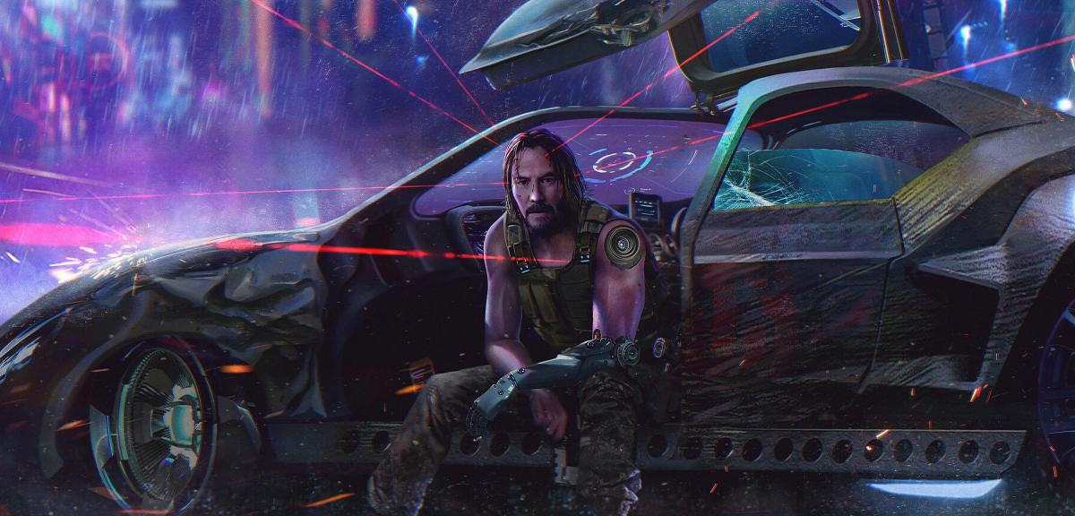 Одного из персонажей в игре сыграл Киану Ривз / reddit.com