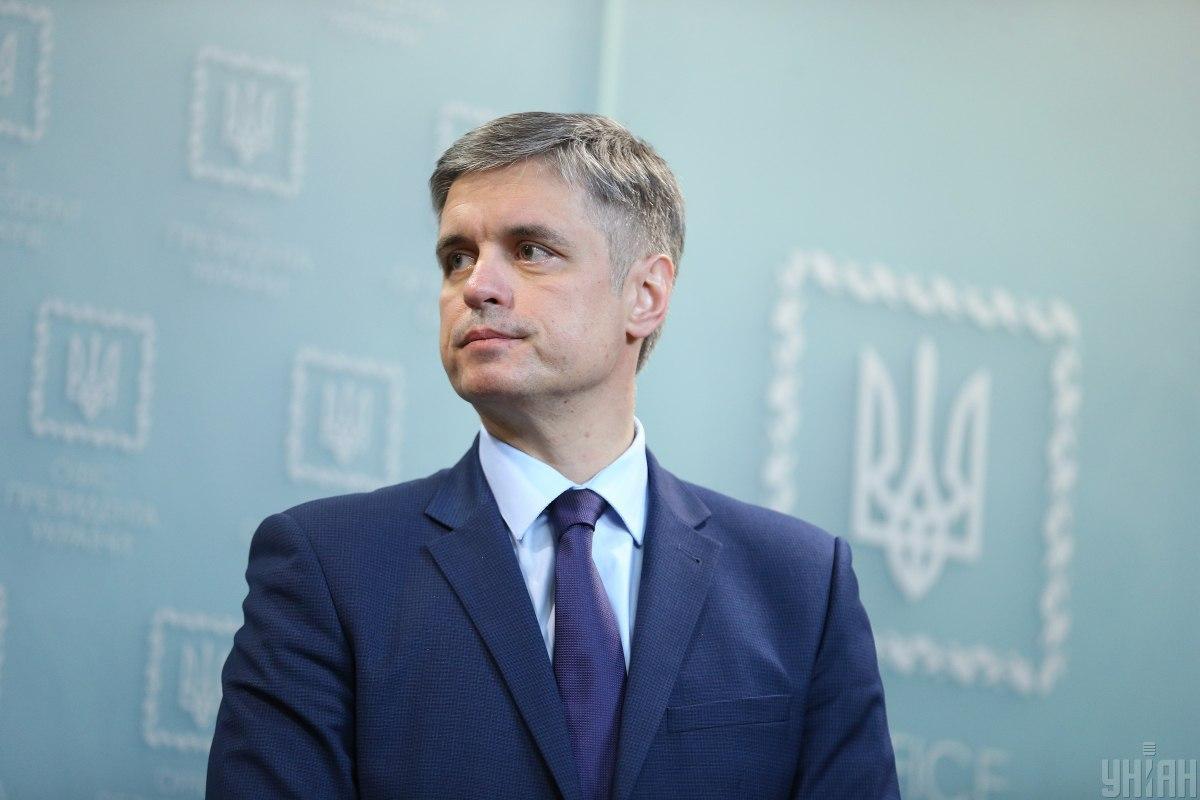 Пристайко рассказал, получал ли МИД приглашение от РФ/ фото УНІАН