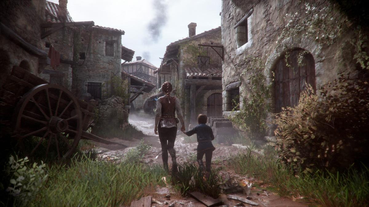 Кадр з гри A Plague Tale: Innocence / store.steampowered.com