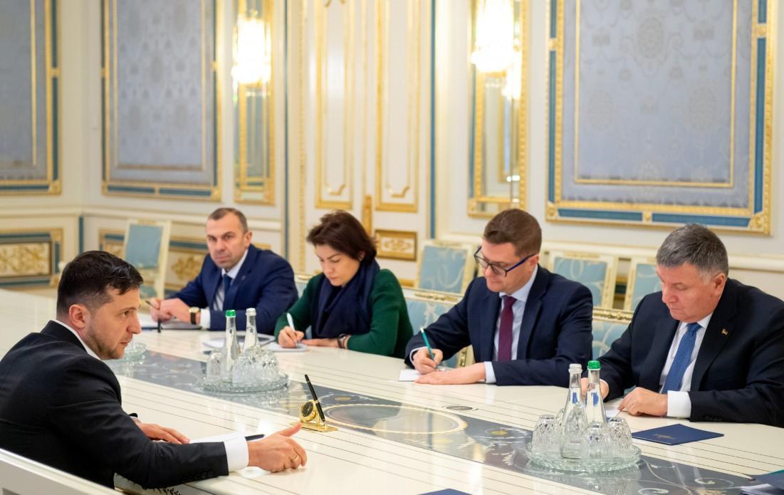 Президент призвал не допустить подобных случаев в будущем / president.gov.ua