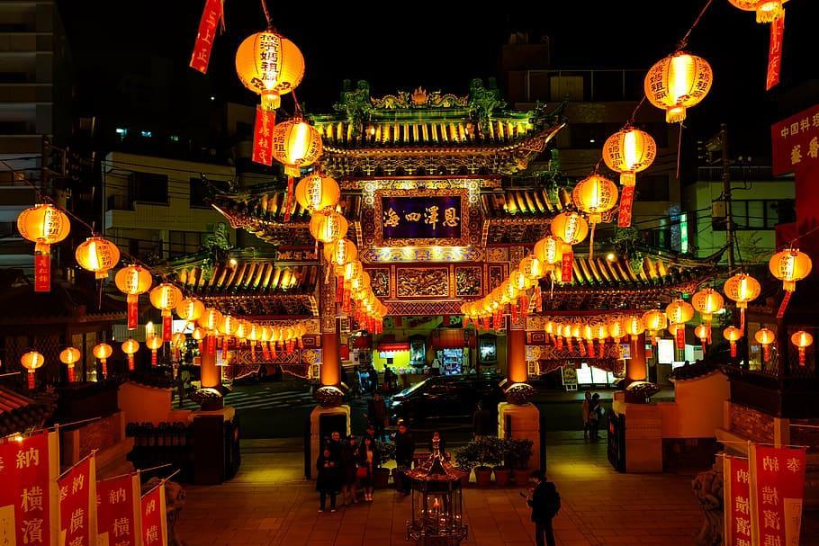 Празднование Нового года в Китае / фотоpiqsels.com