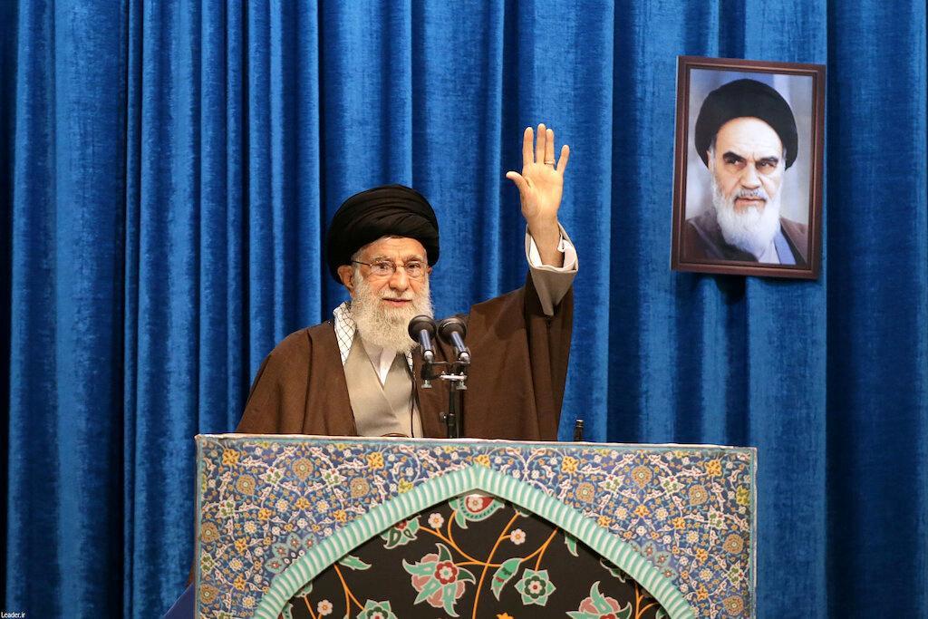 Али Хаменеи / REUTERS