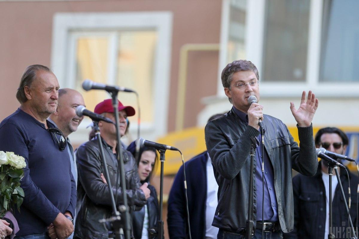 Игорь Кондратюк прокомментировал скандал с концертами одиозных российских певцов / фото УНИАН