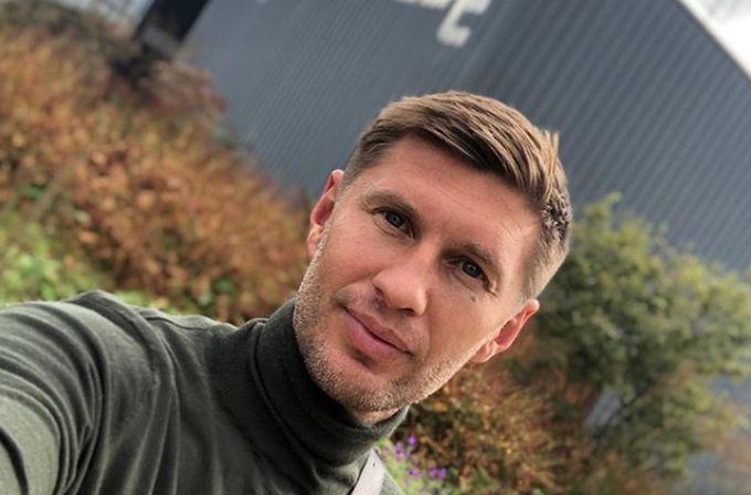 Евгений Левченко завершил карьеру в 2012 году / фото: instagram.com/elevchenko
