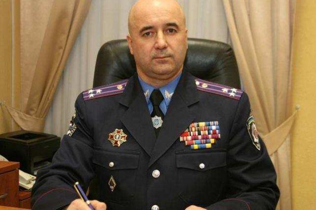Колишній начальник ДАІ Олександр Єршов / фото: АіФ