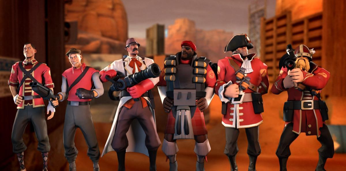 Team Fortress 2 - симулятор шапок с элементами шутера / quora.com