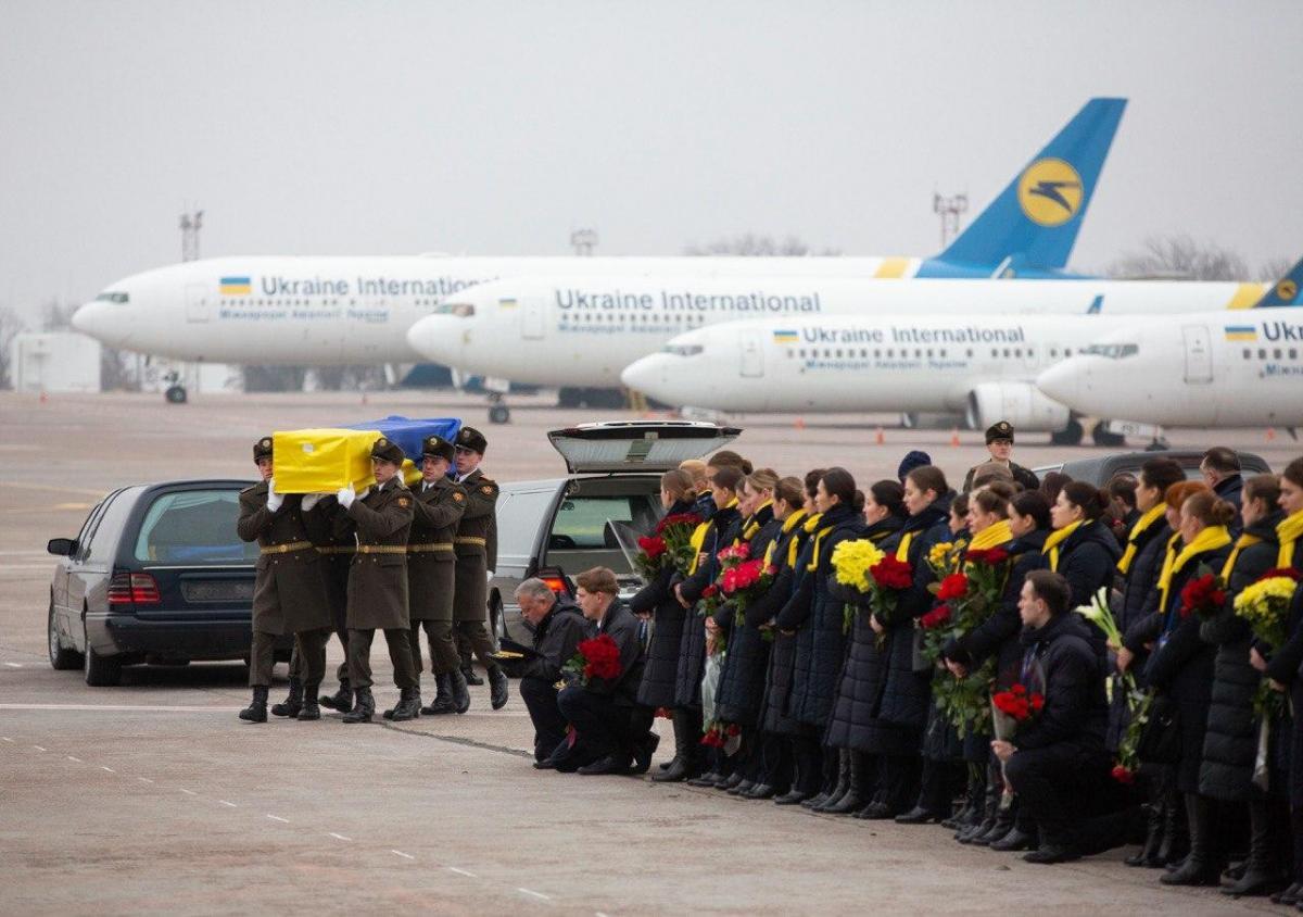 В СБУ и СНБО пообещали расследовать сбитиеукраинского самолета в Иране / фото: Офис президента Украины