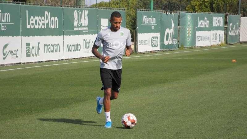 Фернандо играл только за молодежный состав Спортинга / фото: sporting.pt