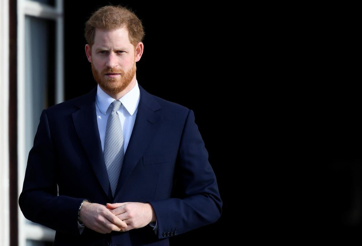 Принц Гарри / REUTERS