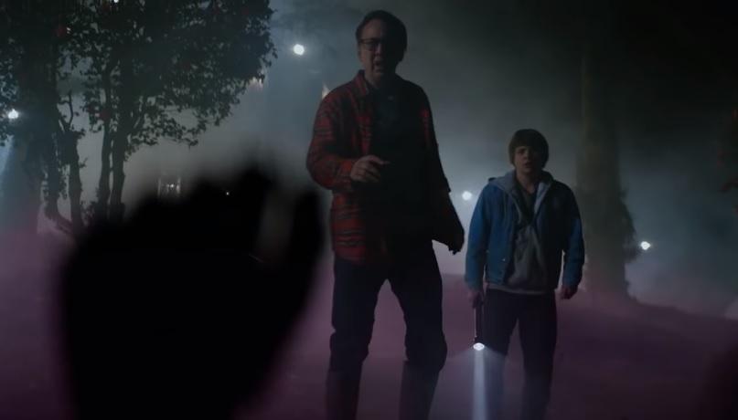 На екрани виходить новий фільм жахів з Ніколасом Кейджем / Скріншот трейлера