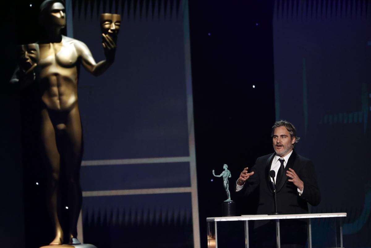 Церемонія SAG Awards 2020 відбулася в січні в залі Shrine Auditorium / REUTERS