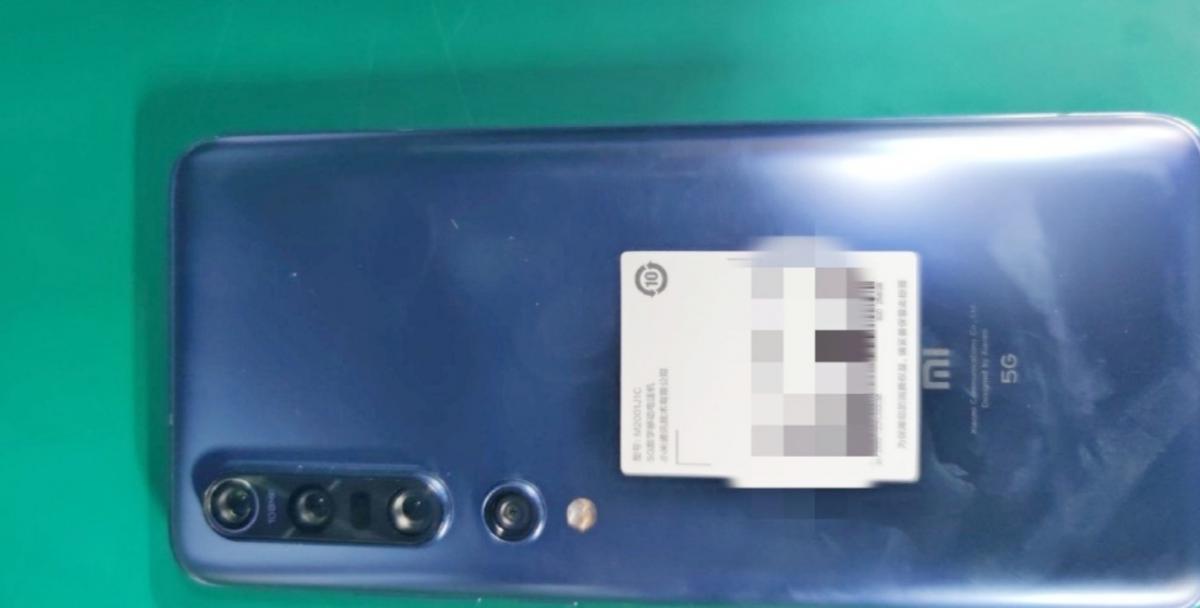 У мережі з'явилися фото нового флагмана Xiaomi / Twitter, Xiaomishka