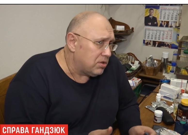 Задержан фигурант дела Гандзюк Игорь Павловский / Скриншот - ТСН