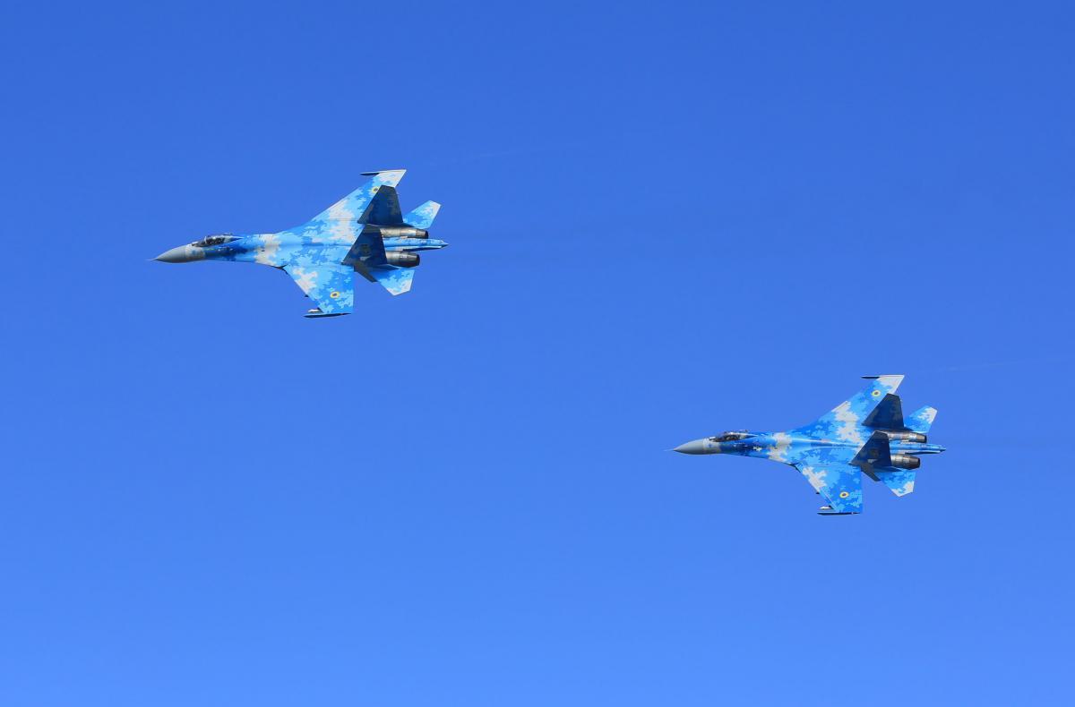 Ряд самолетов прошли не только ремонт, но и модернизацию / фото: Армия Inform
