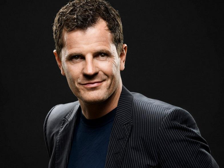 Мартін Остердаль - відомий телеведучий \ eurovision.tv