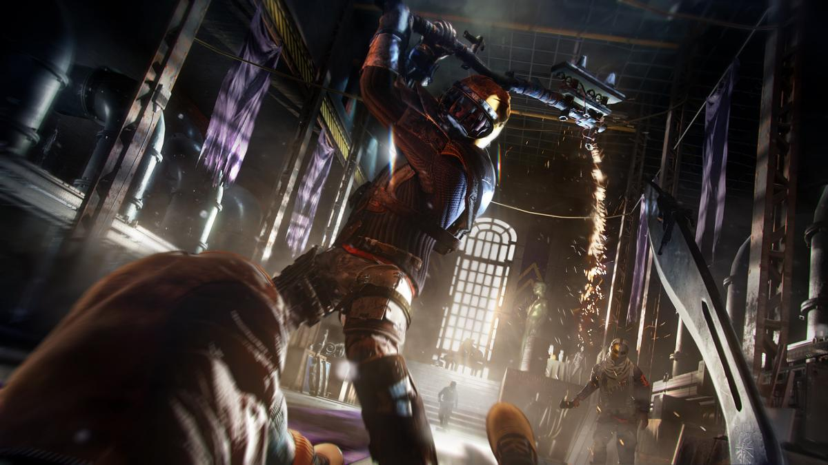 Кадр из игры Dying Light 2 / store.steampowered.com
