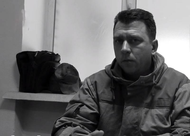 На Донбасі застрелили терориста Кривулю / topwar.ru