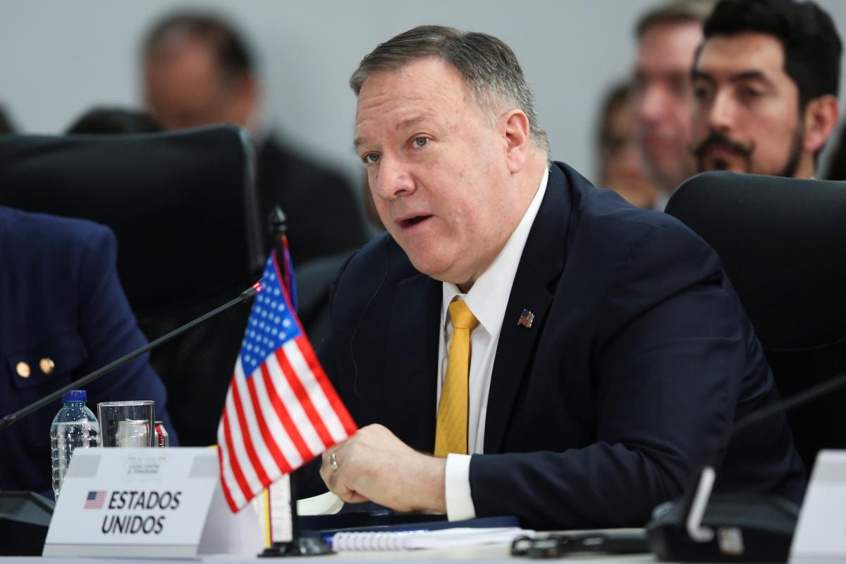 Mike Pompeo / REUTERS