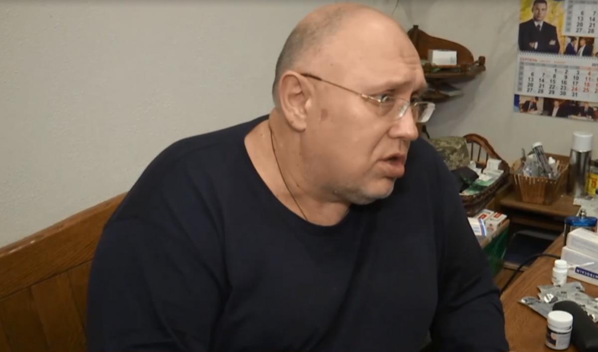 Игорь Павловский фигурирует в дел об убийстве Гандзюк / скриншот