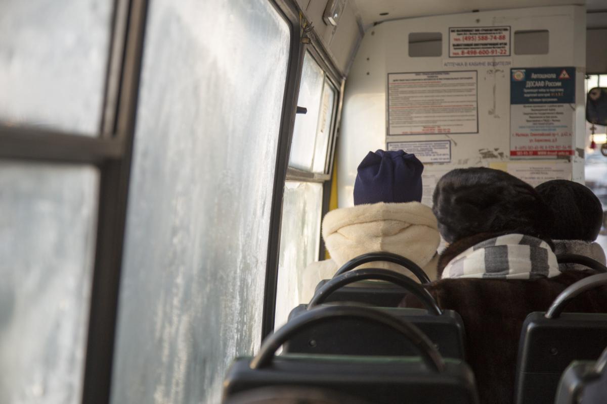 Российскую школьницу высадили из троллейбуса / фото: mir24.tv