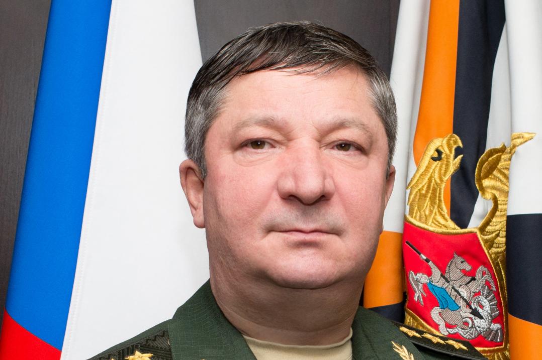 Російського генерала Арсланова звинувачують у розкраданні майже 7 мільярдів рублів / Mil.ru