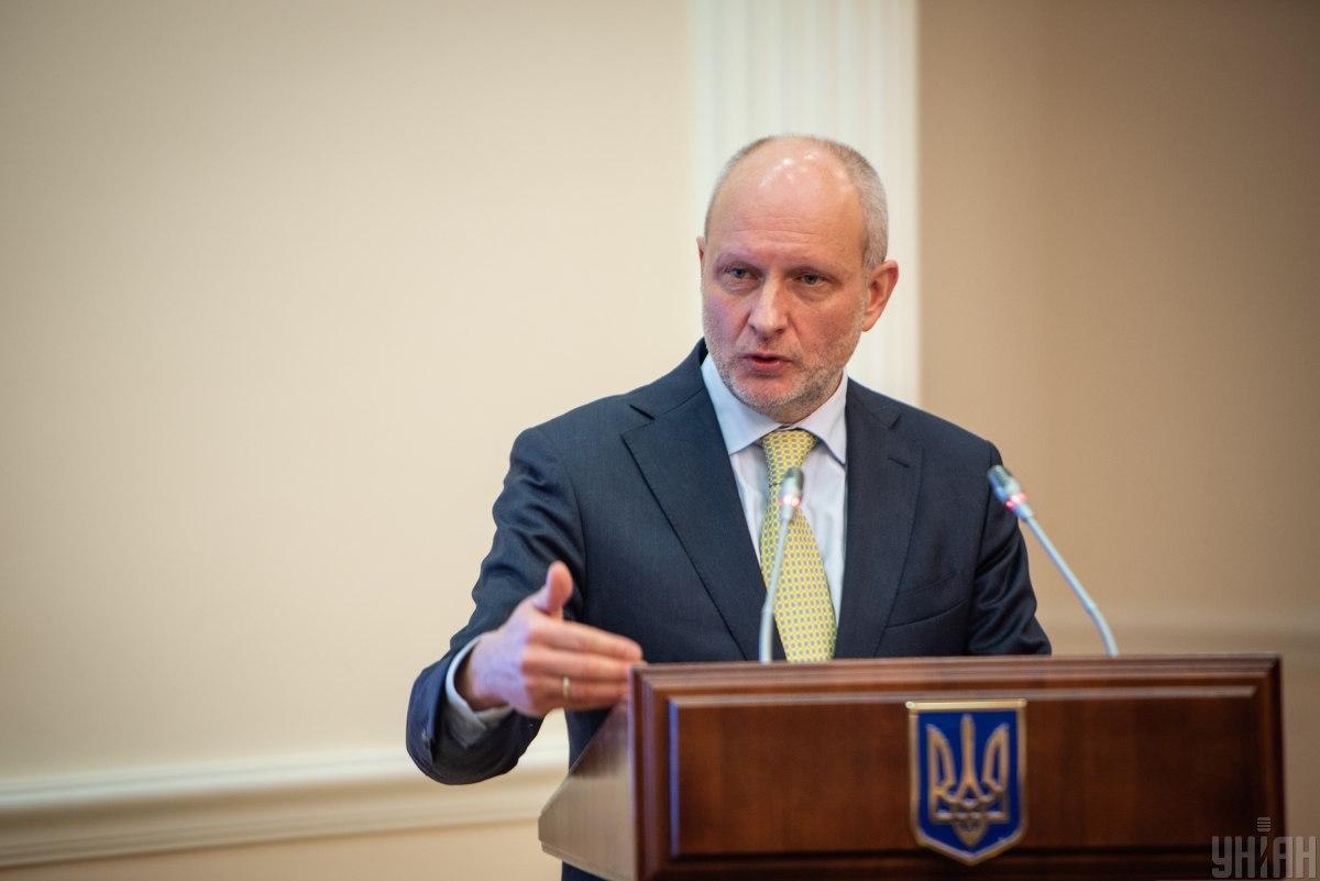 """Маасикас наполягає, що в ЄС хочуть почути пропозиції Києва щодо """"Нового зеленого угоди"""" / Фото: УНІАН"""