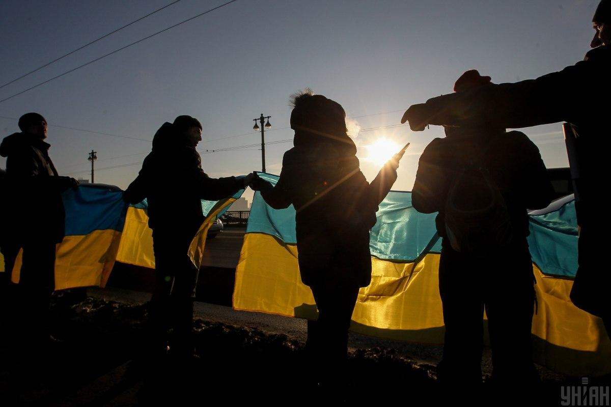 To become strong, Ukraine must be united / Photo from UNIAN