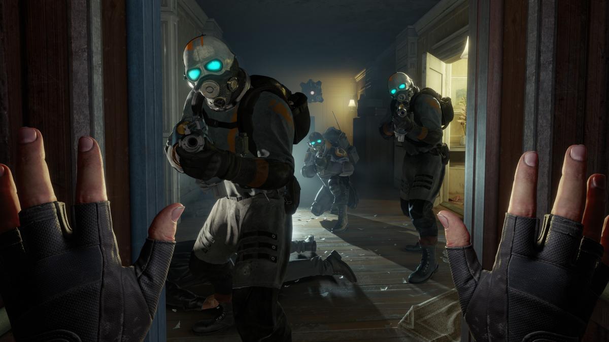 Кадр из игры Half-Life: Alyx / store.steampowered.com