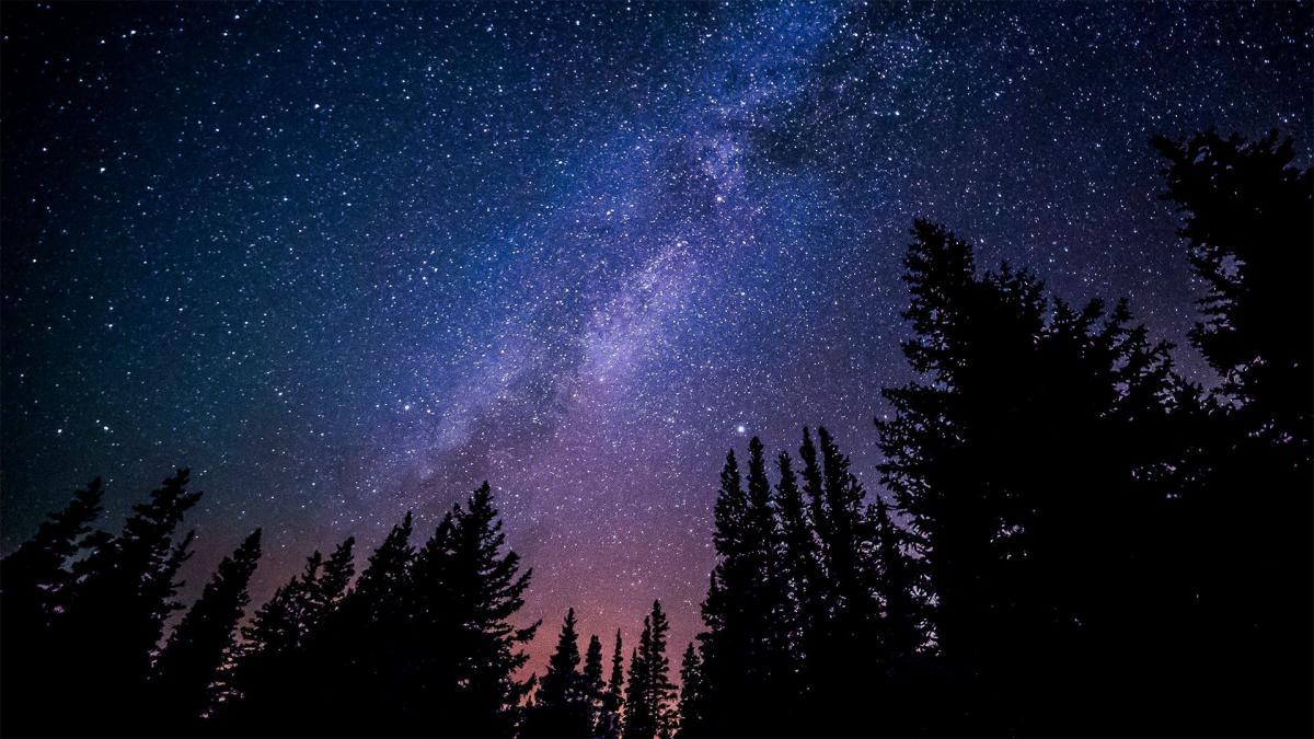 Паркзоряного неба хочуть створити на Закарпатті / фото: pinterest.com