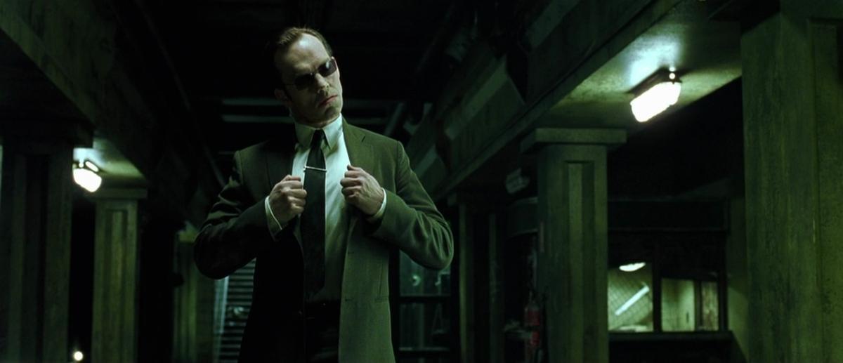 """Х'юго Уівінг не зіграє містера Сміта в новій """"Матриці"""" / фото imdb.com"""