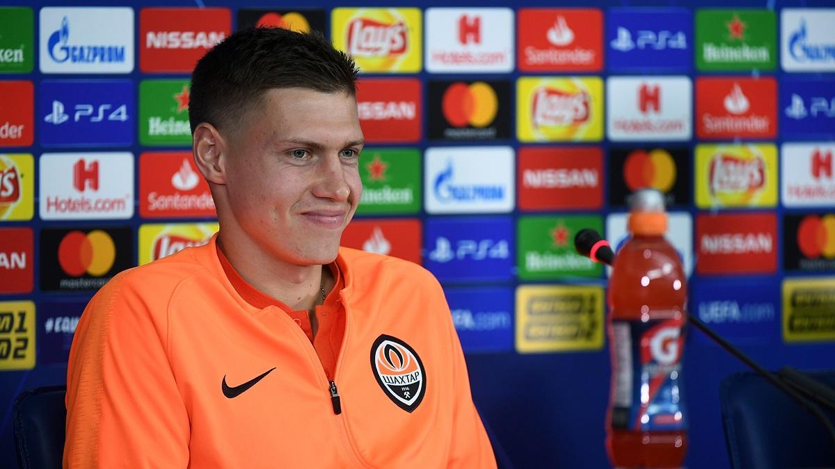 Матвієнко може перейти в Арсенал вже в цьому місяці / фото: ФК Шахтар