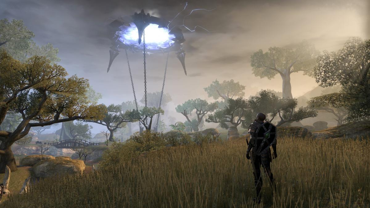 Кадр из игры The Elder Scrolls Online / store.steampowered.com