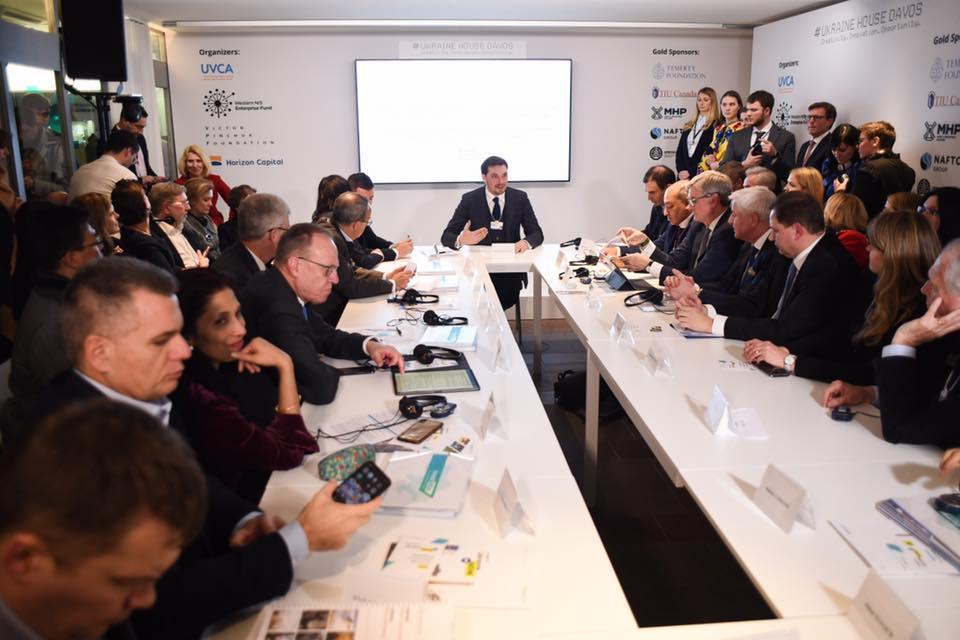 Украина будет сотрудничать сDeutsche Bahn/ фото facebook/PMHoncharuk