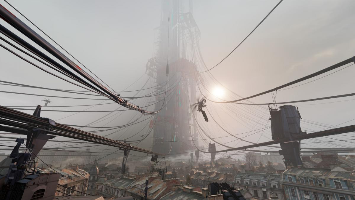 Half-Life: Alyx выйдет в марте этого года / store.steampowered.com
