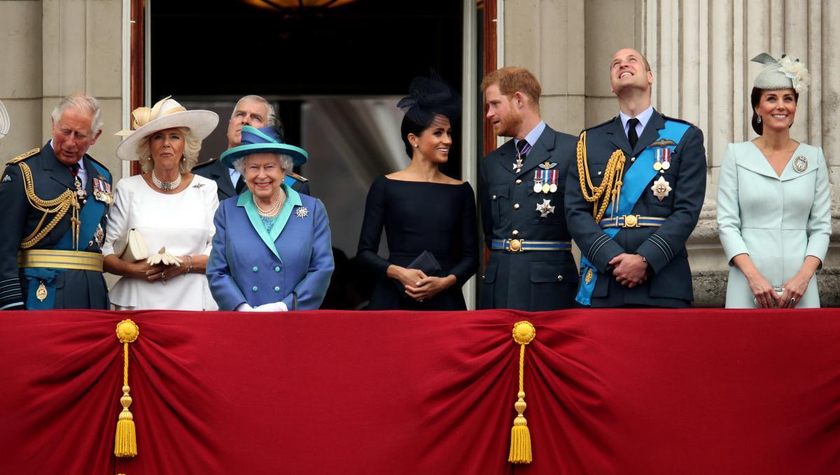Монархия - абсолютное воплощение неравенства / фото REUTERS
