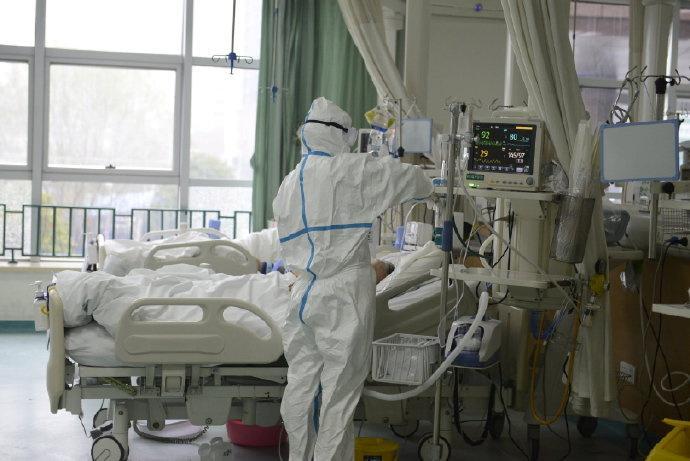 Медики уточнили симптоми коронавірусу 2019 nCoV/ Иллюстрация REUTERS