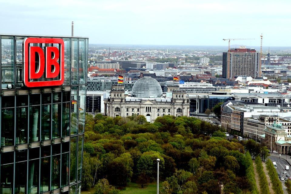 """""""Укрзализныця"""" и Deutsche Bahn будут изучать возможности стратегического партнерства / фото pixabay.com"""