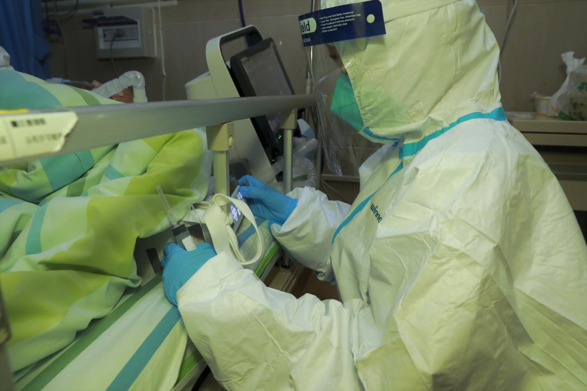 У США зафіксовано ще один випадок зараження небезпечним коронавірусом / REUTERS