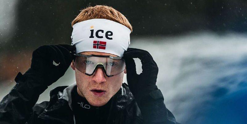 Йоханнес Бе обійшов Мартена Фуркада на 11 секунд / фото: twitter.com/biathlonworld
