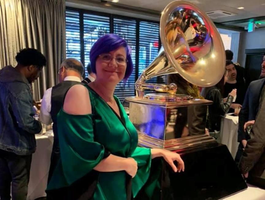 Пианистка номинирована сразу в двуг категориях \ facebook.com/NShpachenko