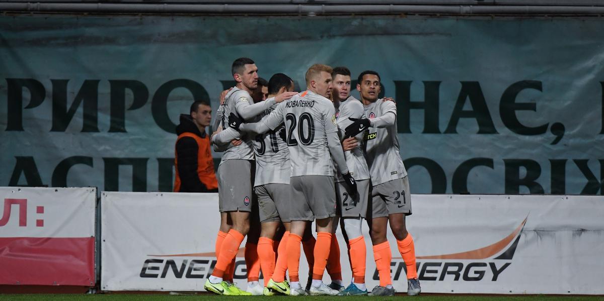 Шахтар втратив п'ять позицій, але випередив Динамо / фото: ФК Шахтар