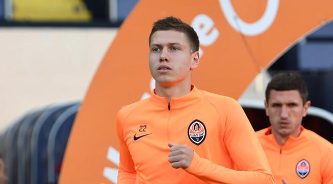 Сделка по Матвиенко может состояться до конца месяца / фото: ФК Шахтер