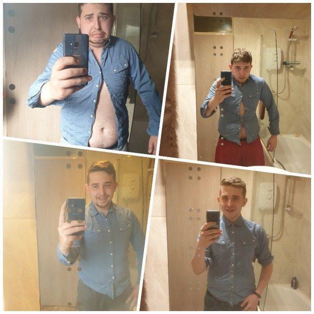 Томас прекратил пить алкоголь и записался в тренажерный зал \ Metro