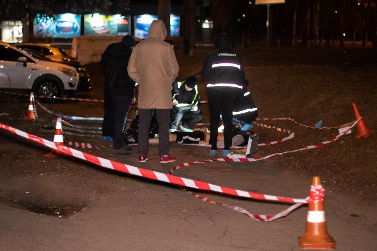 Правоохранители устанавливают обстоятельства и мотивы преступления / Фото: Информатор