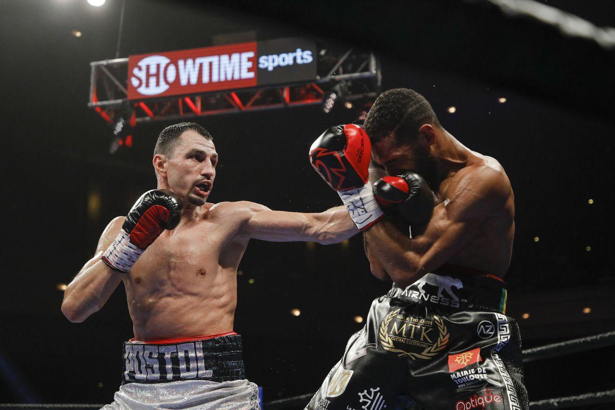 Постол не выйдет на ринг 1 февраля / фото: BoxingScene