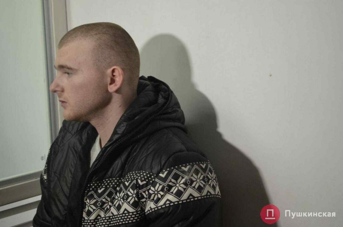 Тарасов перебуває в СІЗО / Пушкінська