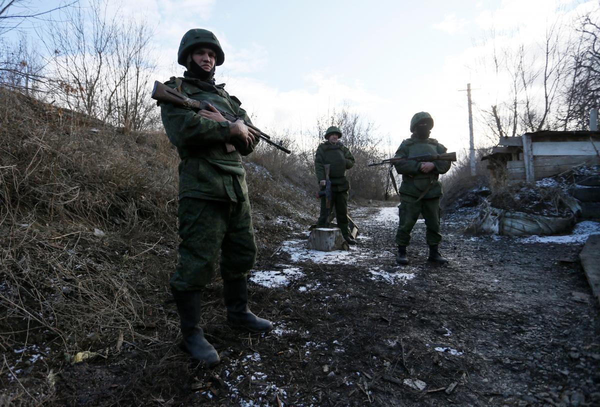"""Очевидної причини для наступу Росії проти України немає, але у Кремля особливе розуміння """"загрози""""/ фото REUTERS"""