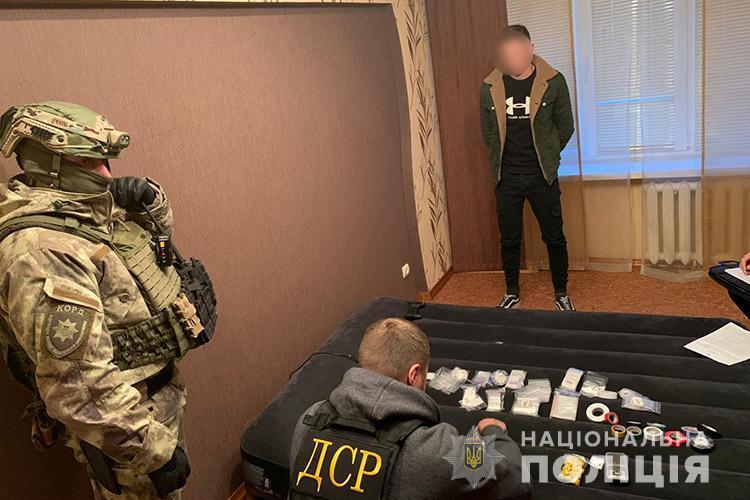 Правоохранители провели одновременно 70 обысков в трех областях / фото НПУ