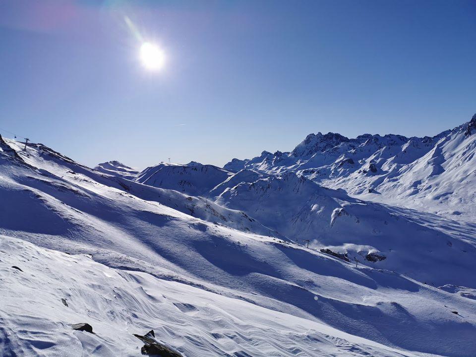 Австрийский Ишгль – горнолыжный курорт в сердце Восточных Альп / Фото facebook.com/ischgl.paznaun/
