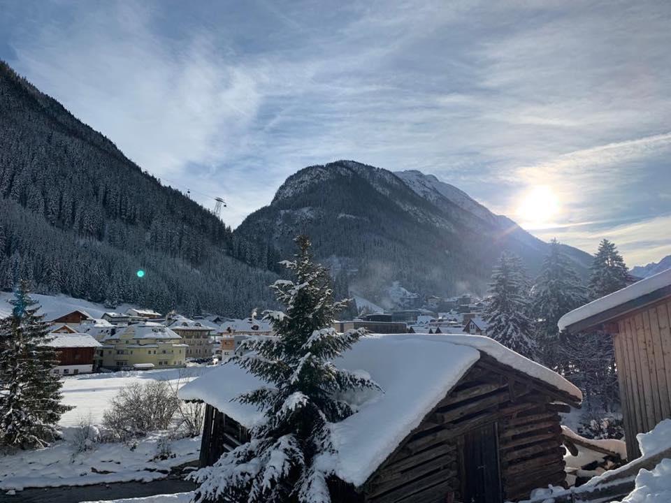 В Альпах запустили ж/д тоннель / Фото facebook.com/ischgl.paznaun/